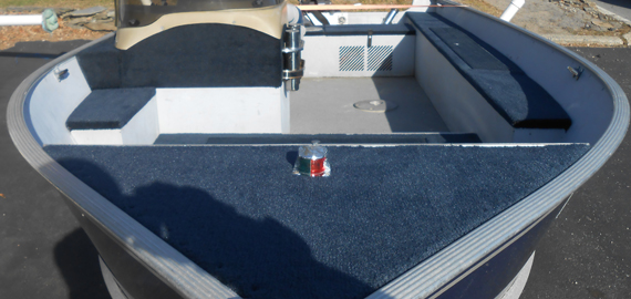 small boat carpeting